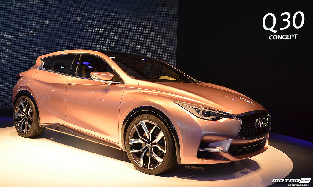 infiniti was designed specifically for the us market