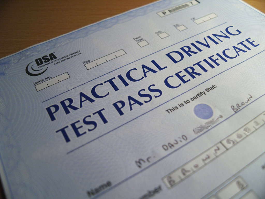 Should Driving Tests be Harder?