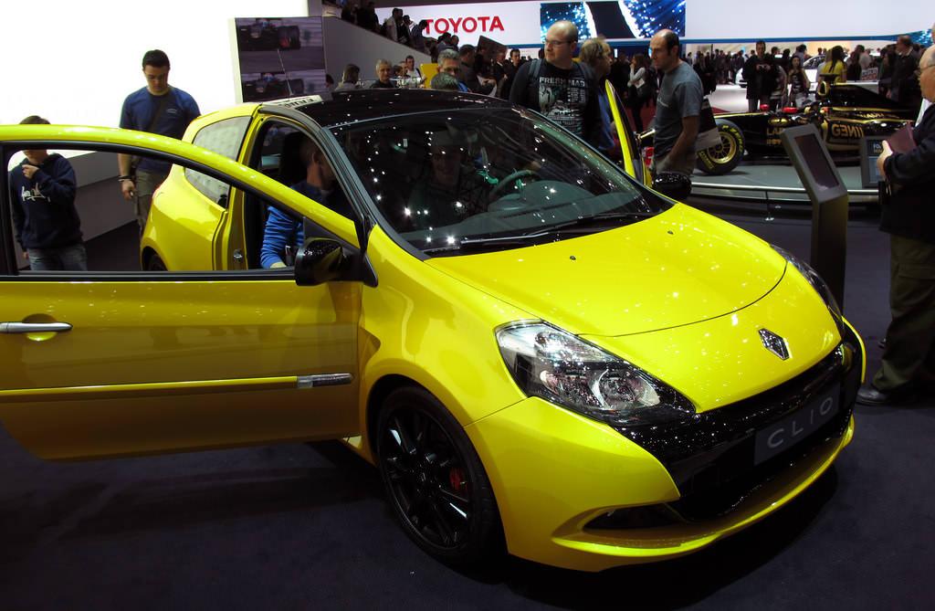 17. Renault Clio