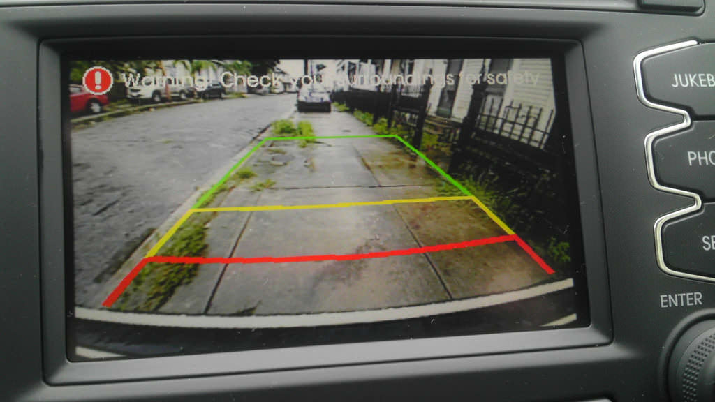 1.What are the Benefits of Backup Cameras?