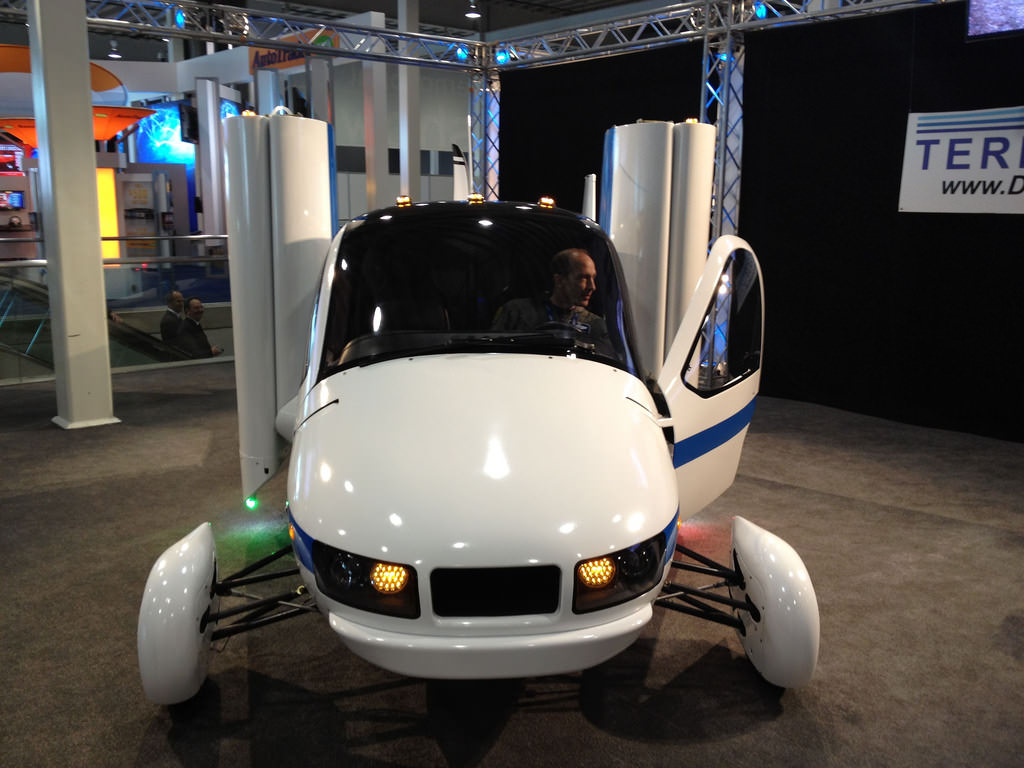 How Soon Are Flying Cars Taking Off?
