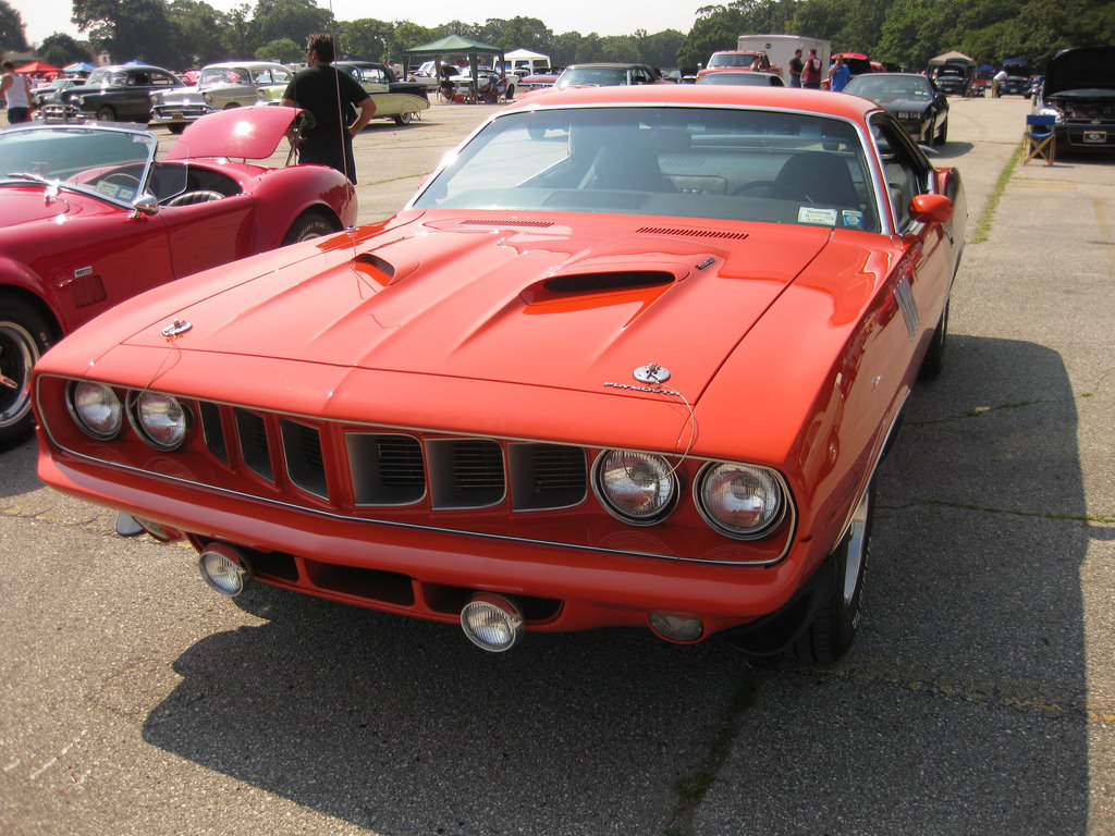 15 Oldest Muscle Cars Still Being Produced | Auto Notebook