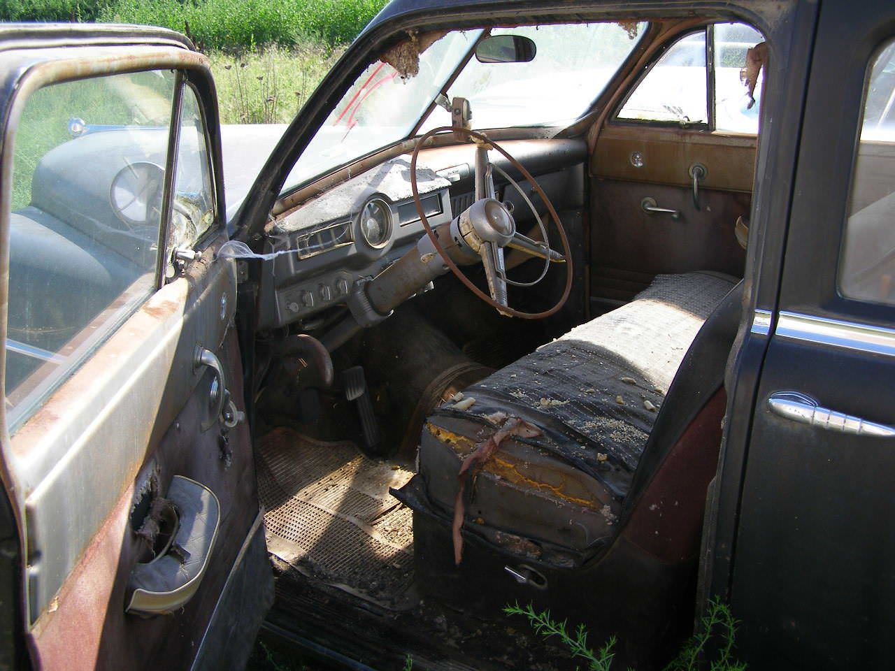 Dirty Car Interiors Making us Sick