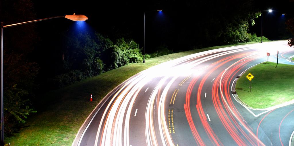 Laser Beam Headlights Increasing Visibility